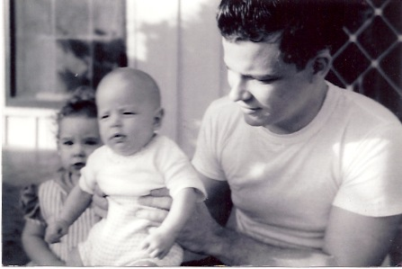 Me Barry Dad
