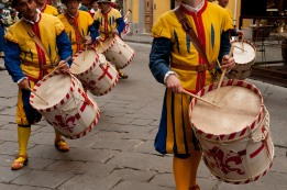 Drums.