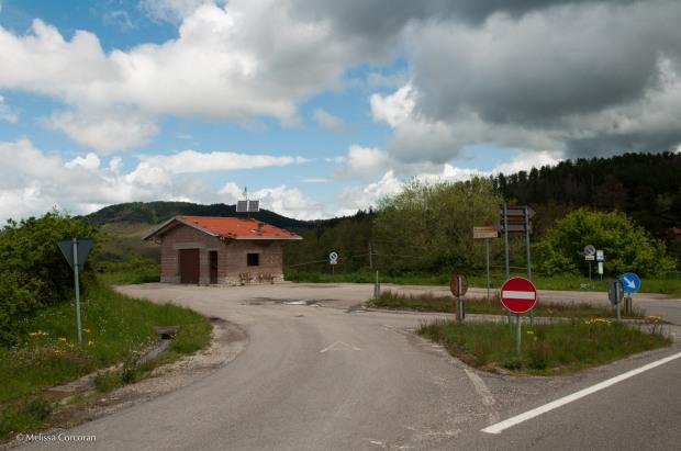 Ponticelli bus stop.