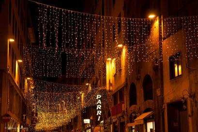 Via de' Guicciardini in the Oltrarno.