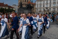 Dance troupe from Finland.
