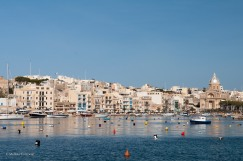 After returning from Mdina, I headed to Birgu, one of The Three Cities across the Grand Harbor from Valletta.