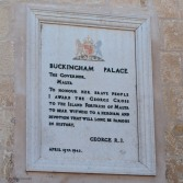 Sometimes I feel woefully ignorant; I didn't know that Malta received the George Cross for what was another siege in WWII.
